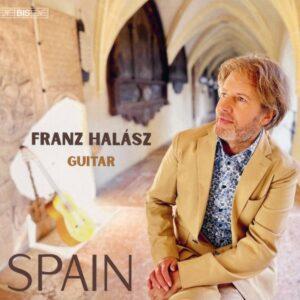 Spain - Franz Halasz
