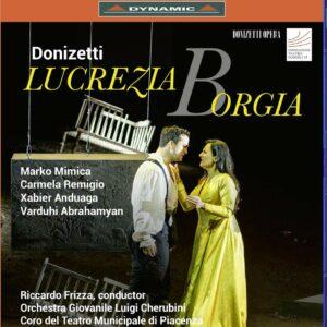 Gaetano Donizetti: Lucrezia Borgia - Marko Mimica