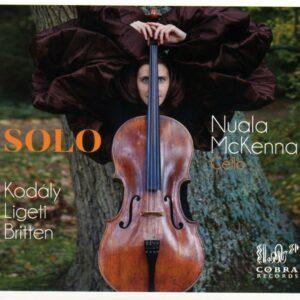Benjamin Britten / Gyorgy Ligeti / Zoltan Kodaly: Solo - Nuala Mckenna