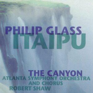 Itaipu / Canyon (Vinyl) - Philip Glass