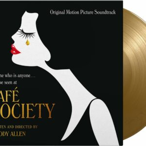 Cafe Society (OST) (Vinyl) - Woody Allen