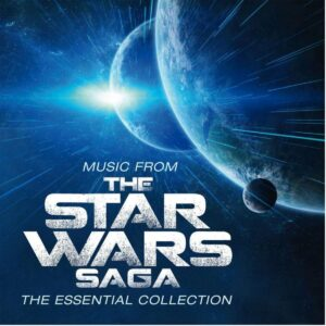 Music From The Star Wars Saga-The Essential Collection (OST) (Vinyl) - John Williams