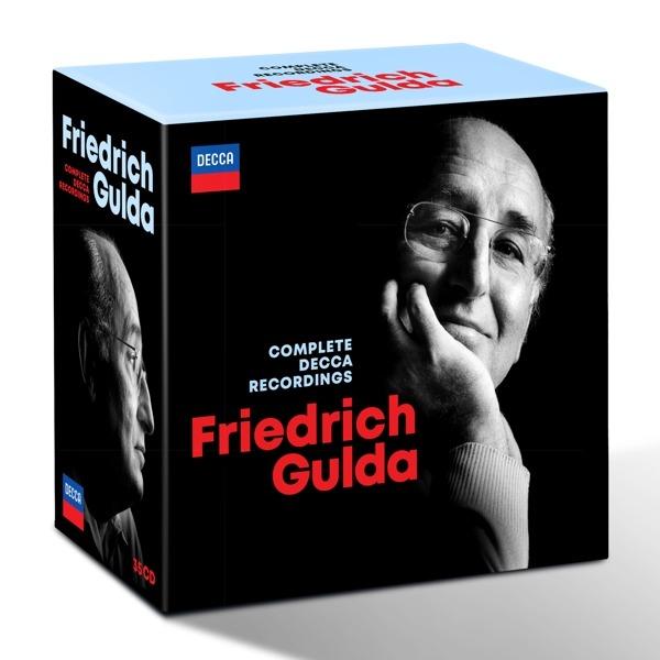 Complete Decca Collection - Friedrich Gulda
