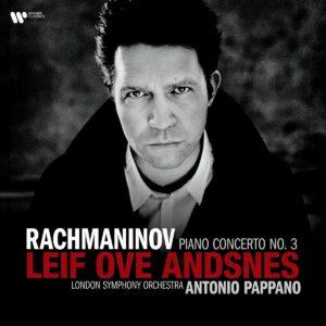 Rachmaninov: Piano Concerto No.3 (Vinyl) - Leif Ove Andsnes