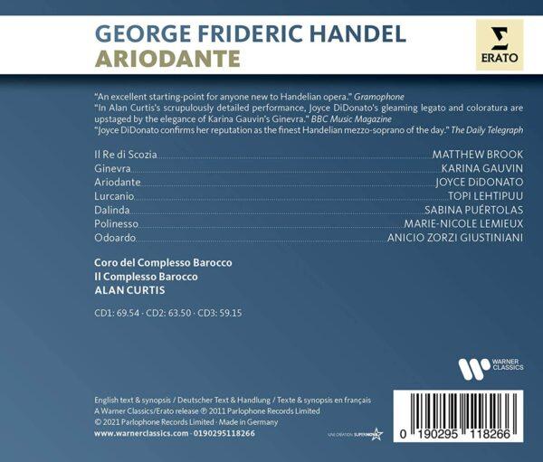 Handel: Ariodante - Joyce DiDonato
