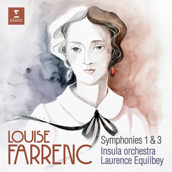 Farrenc: Symphonies Nos. 1 & 3 - Laurence Equilbey