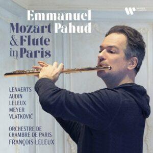 Mozart & Flute In Paris - Emmanuel Pahud