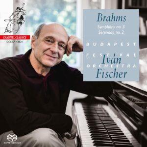 Brahms: Symphony No. 3, Serenade No. 2 - Ivan Fischer