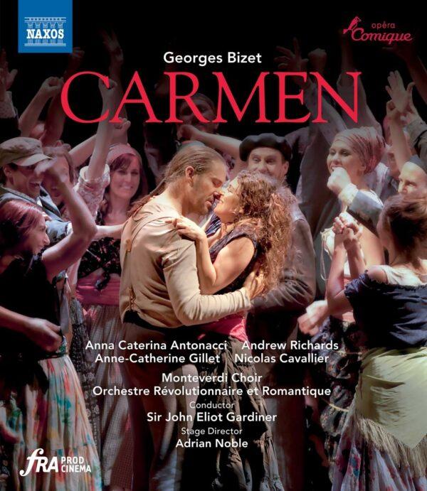Georges Bizet: Carmen - John Eliot Gardiner