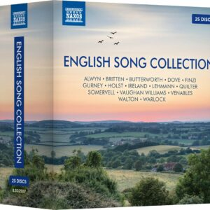 English Song Collection - Mark Wilde