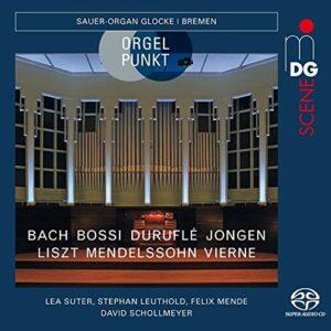 Orgelpunkt: Sauer-Organ Glocke   Bremen - Lea Suter