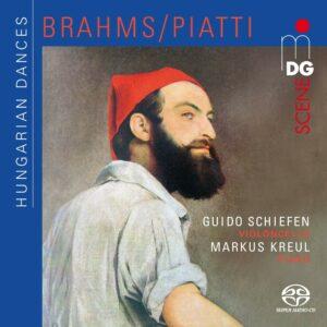 Brahms / Piatti: Hungarian Dances - Guido Schiefen