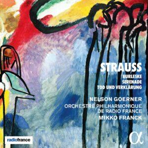Strauss: Burleske, Serenade & Tod und Verklärung - Nelson Goerner