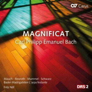 CPE Bach: Magnificat - L'arpa festante