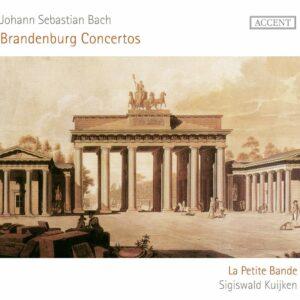 Bach: Brandenburg Concertos - Sigiswald Kuijken