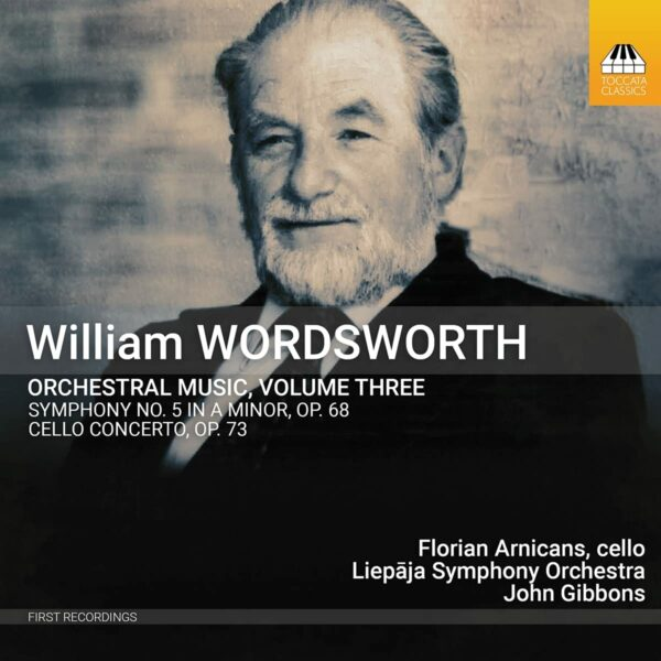 William Wordsworth: Orchestral Music Vol.3 - Florian Arnicans