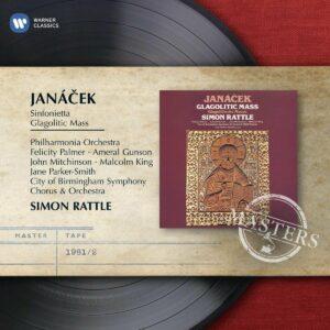 Janacek: Glagolithic Mass, Sinfonietta - Simon Rattle