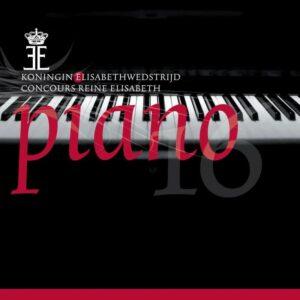 Piano 2016 - Queen Elisabeth Competition