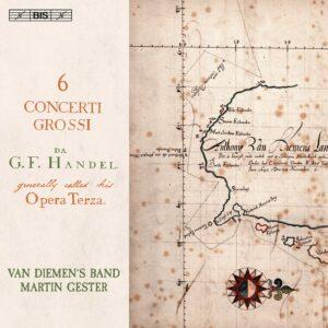 Handel: Six Concerti Grossi Op 3 - Martin Gester