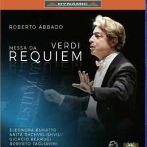 Verdi: Messa Da Requiem - Roberto Abbado