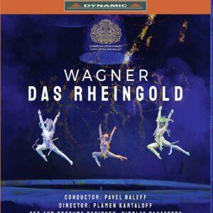 Richard Wagner: Das Rheingold - Nikolai Petrov