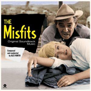 Misfits (OST) (Vinyl) - Alex North
