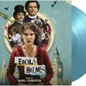 Enola Holmes (OST) (Vinyl) - Daniel Pemberton