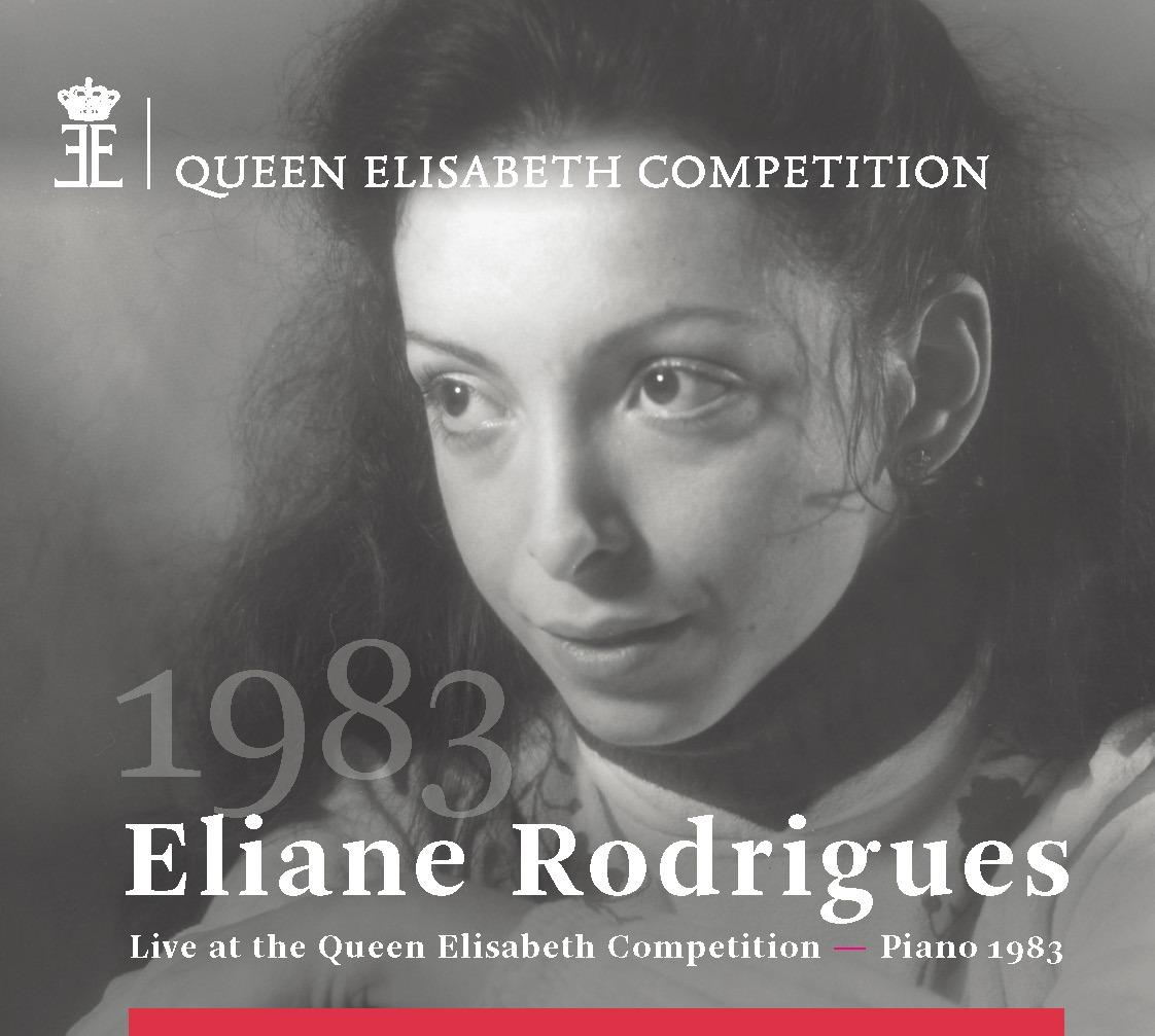Eliane Rodriguez Queen Elisabeth Competition 1983