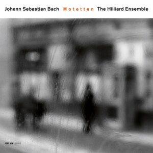 Bach: Motetten - Hilliard Ensemble