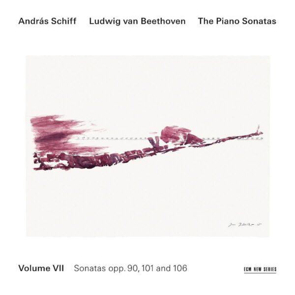 Beethoven: The Piano Sonatas Vol.7 - Andras Schiff