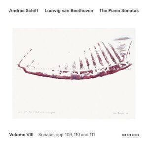 Beethoven: The Piano Sonatas Vol.8 - Andras Schiff