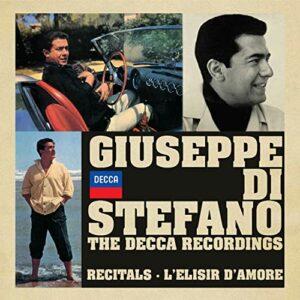 Complete Decca Recordings - Giuseppe Di Stefano - Giuseppe Di Stefano