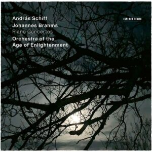 Johannes Brahms: Piano Concertos - Andras Schiff