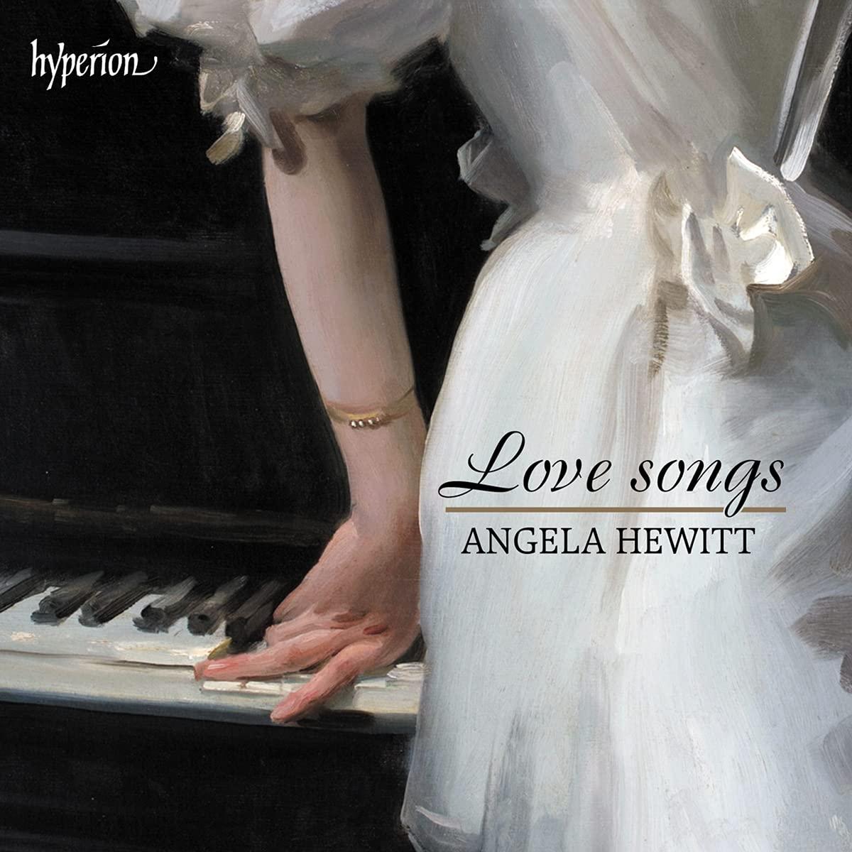 Love Songs - Angela Hewitt