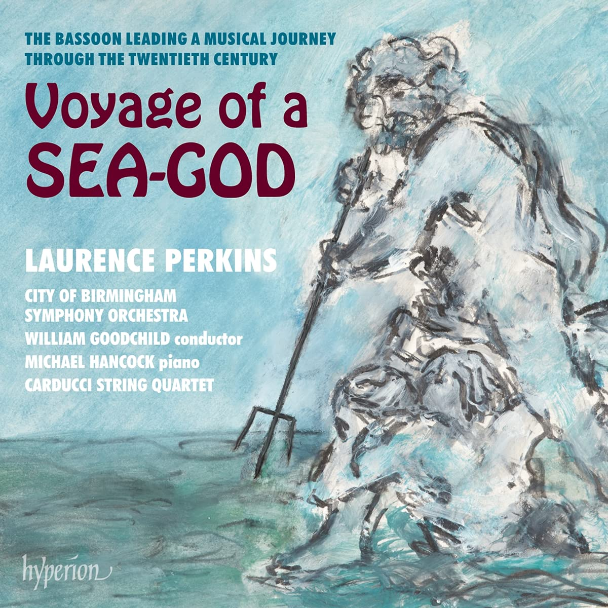 Voyage Of A Sea-God - Laurence Perkins