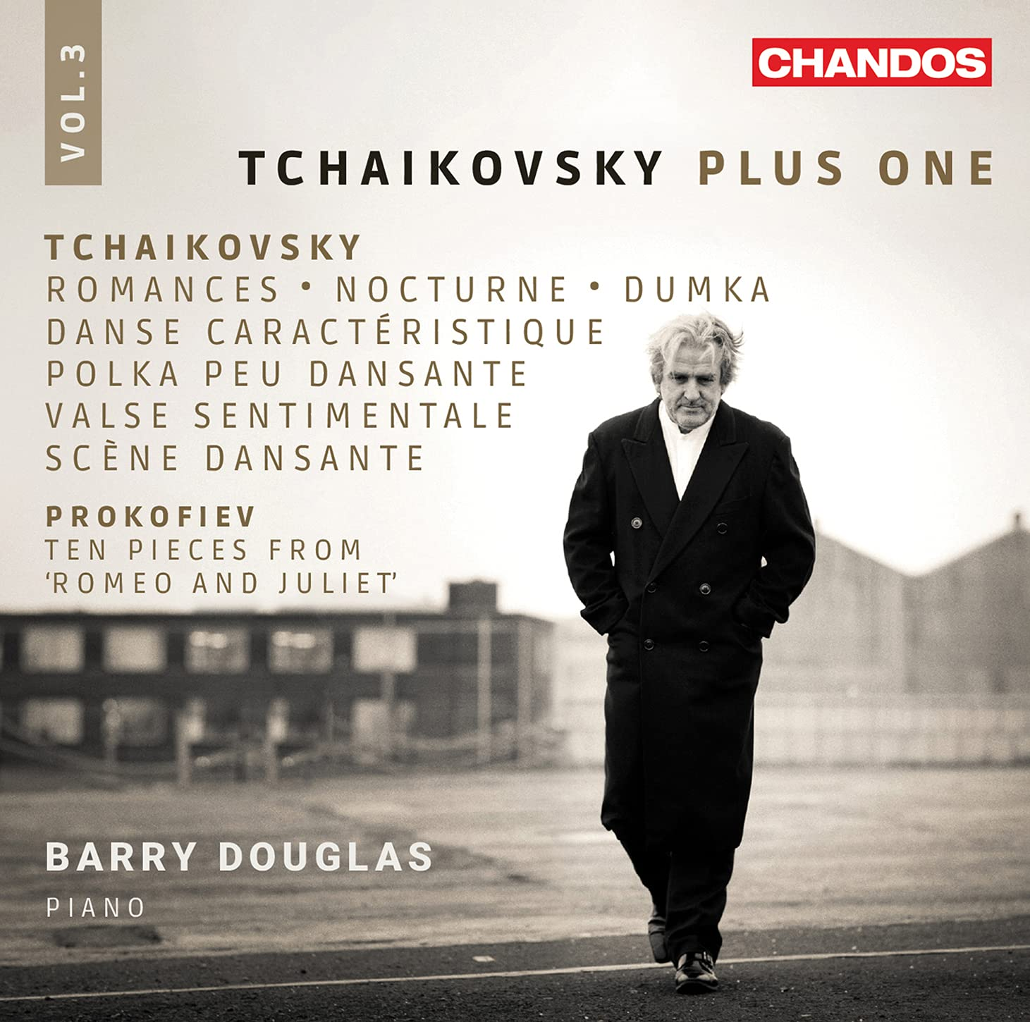 Tchaikovsky (Plus One) Vol.3 - Barry Douglas