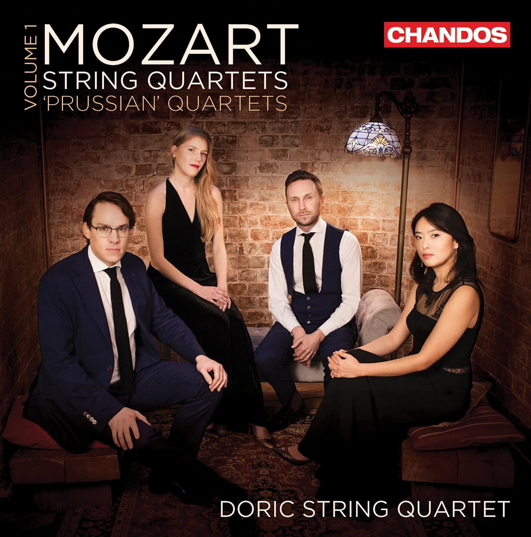 Mozart: String Quartets Vol.1, The Prussian Quartets - Doric Strings Quartet