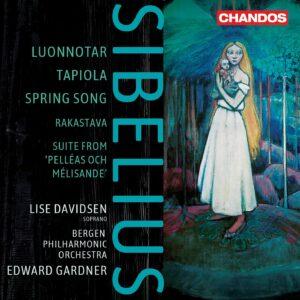 Sibelius: Luonnotar, Tapiola, Spring Song - Lise Davidsen