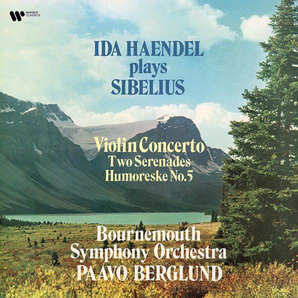 Ida Haendel Plays Sibelius (Vinyl) - Ida Haendel