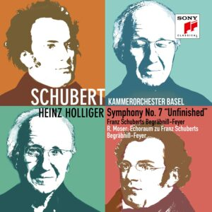 "Schubert: Symphony No. 7 ""Unfinished"" - Heinz Holliger"