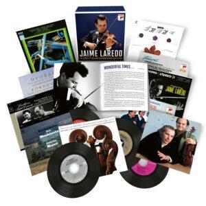Complete RCA And Columbia Album Collection - Jaime Laredo