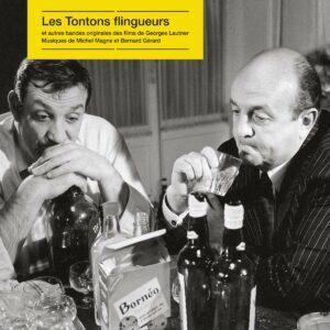 Les Tontons Flingueurs (Et Autres Films De Georges Lautner) (OST) (Vinyl) - Michel Magne