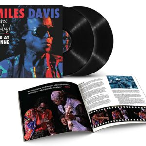 Merci,  Miles! Live At Vienne (Vinyl) - Miles Davis