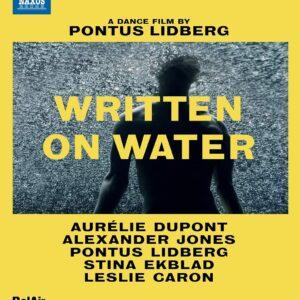 Stefan Levin: Written On Water - Pontus Lidberg