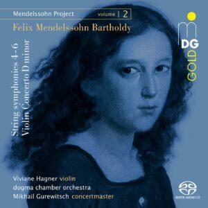 Mendelssohn Project Vol.2 - Viviane Hagner