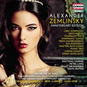 Alexander Von Zemlinsky: Anniversary Edition - Christine Schäfer