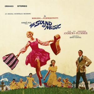 The Sound Of Music (Original Soundtrack Recording) (OST) (Vinyl) - Rogers & Hammerstein