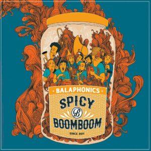 Spicy Boom Boom (Vinyl) - Balaphonics