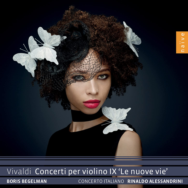 Vivaldi, Antonio: Concerti Per Violino IX, Le Nuove Vie - Concerto Italiano