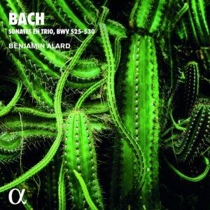 Bach: Sonates en trio, BWV 525-530 - Benjamin Alard